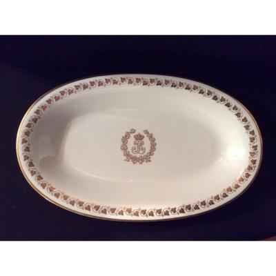 Présentoir En Porcelaine De Sèvres 1840