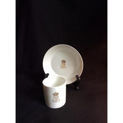 Litron Sèvres Shape Coffee Cup