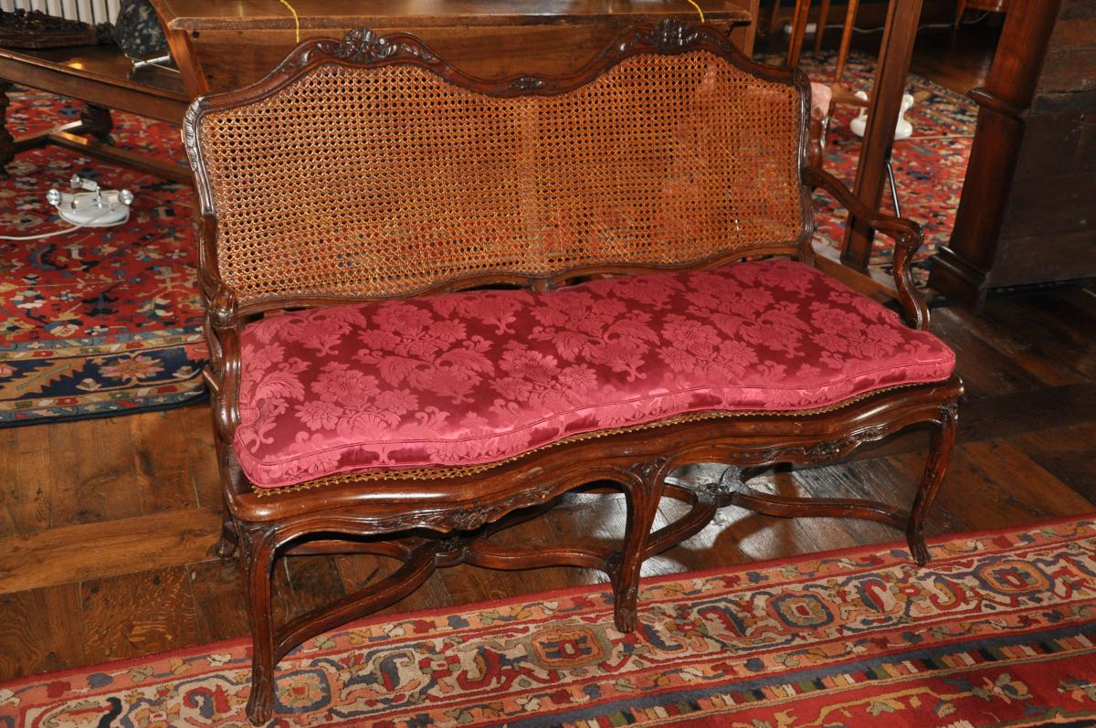 Antique Sofa Regency