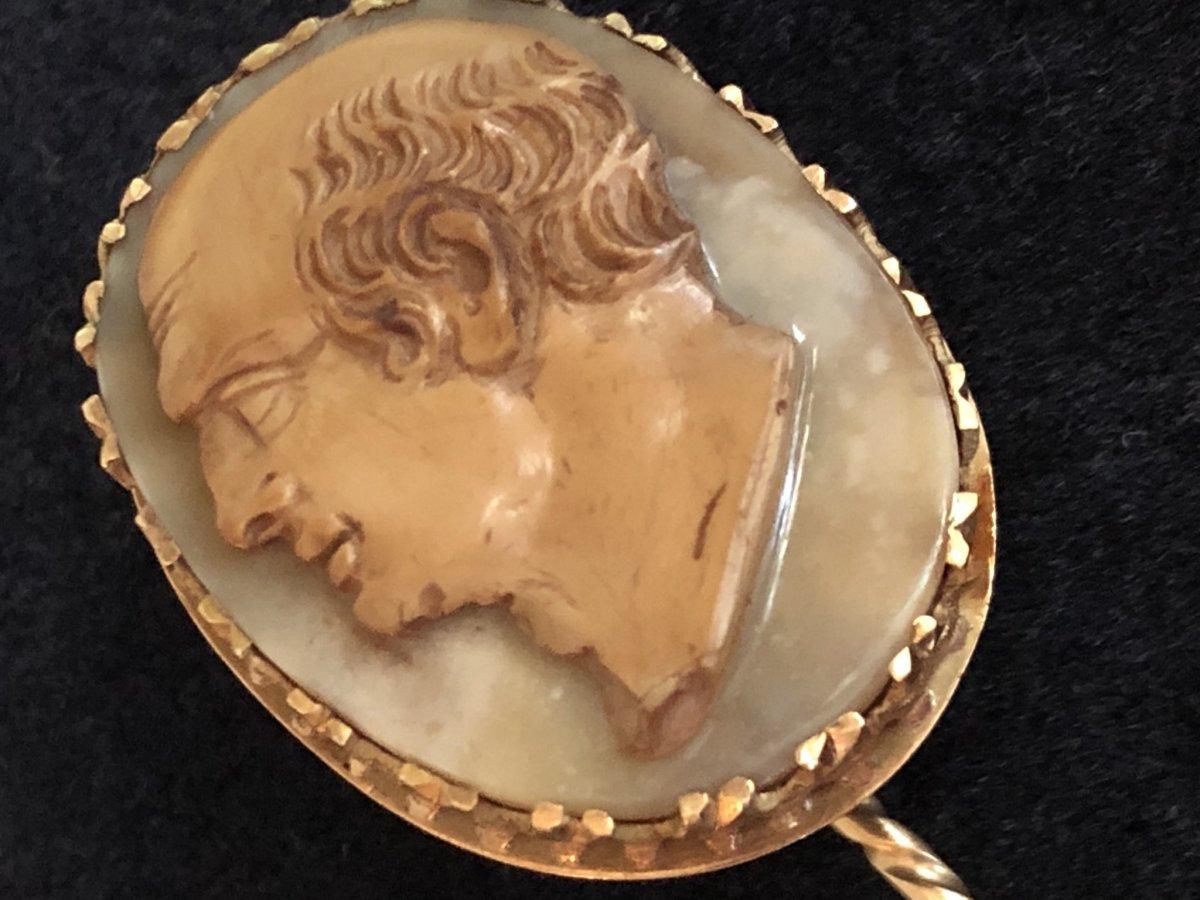 Profil De Vespasien, Grand Camée Début Du XIXe