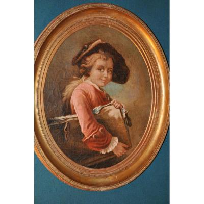 """young Student"" After Drouais"