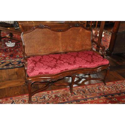 Antique Sofa Regency