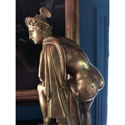 Hermès, Bronze Du XIXe Siècle