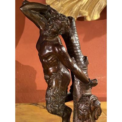 Souvenir Of The Grand Tour, Bronze The Torture Of Marsyas