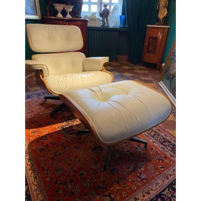 60s-70s Chaise Longue In The Taste Of Charles And Ray Eames