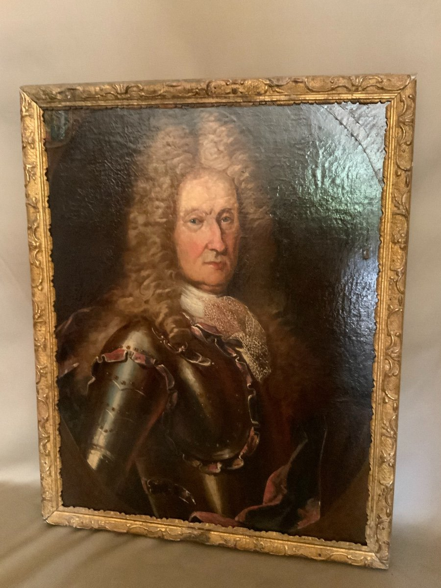 Portrait XVIIe Siècle