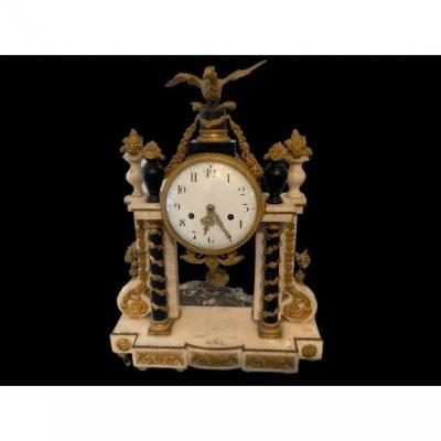 Portico Clock, Louis XVI Period