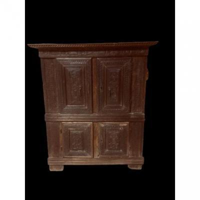 Buffet 4 Doors Renaissance Period