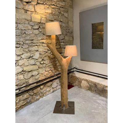60s / 70s Floor Lamp