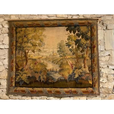 Tapisserie D'aubusson, Verdure Du XIXe Siècle