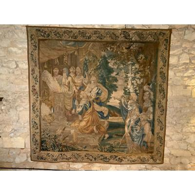 Tapisserie Flamande Du XVIIe Siècle