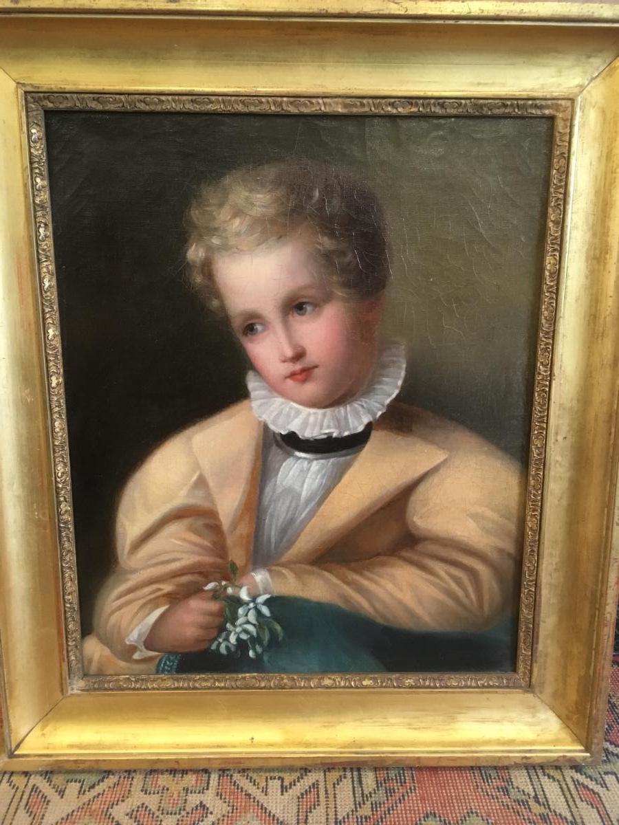 Portrait Of The Directoire Period