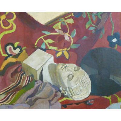Chalita par Simone Drey, daté 1931