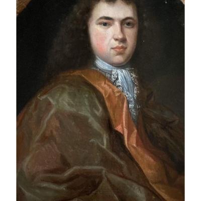 Portrait d'Homme XVII ème.