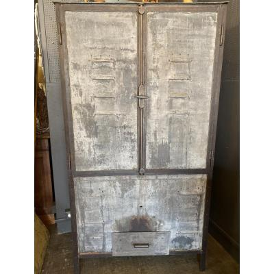 Craft Furniture. Steel Smoker 1940