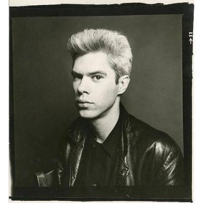 """Photographie - Laurence Sudre (Née en 1950) France """"Jim Jarmusch"""",c. 1982"""
