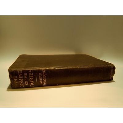 """Livre - Arthur Conan Doyle """"The Coming Of The Fairies"""" 1922"""
