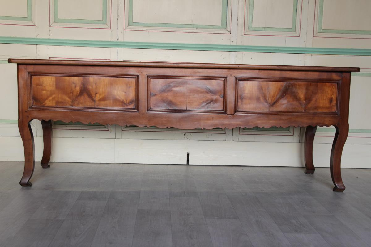Table Bureau De Style Louis XV-photo-2