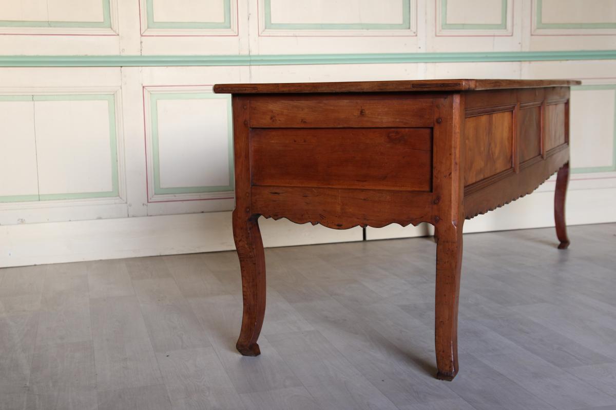 Table Bureau De Style Louis XV-photo-3