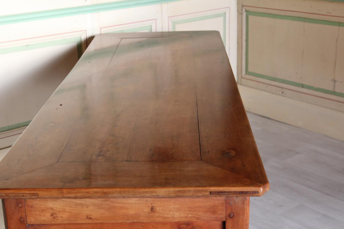 Table Bureau De Style Louis XV-photo-4