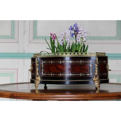 Une Jardinière De Table Style Louis XIV