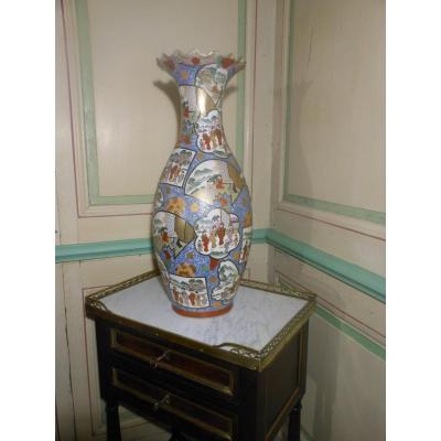 Grand Vase Satsuma