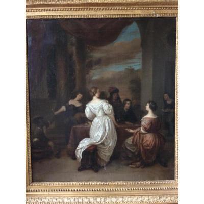 Gerard Pietersz. Van Zijl (haarlem 1597-1665 Amsterdam)