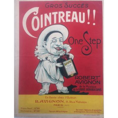 Cointreau Advertising 1923 -