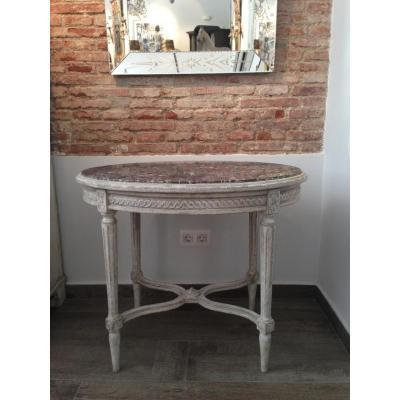Table De Milieu Gustavienne