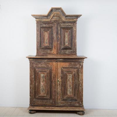 Cabinet Suédois Baroque