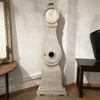 Horloge Suèdois Mora, Daté 1854