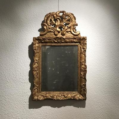 French Regence Mirror, 18th Century