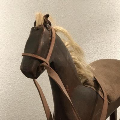 Cheval Suédois A Bascule, Circa 1860