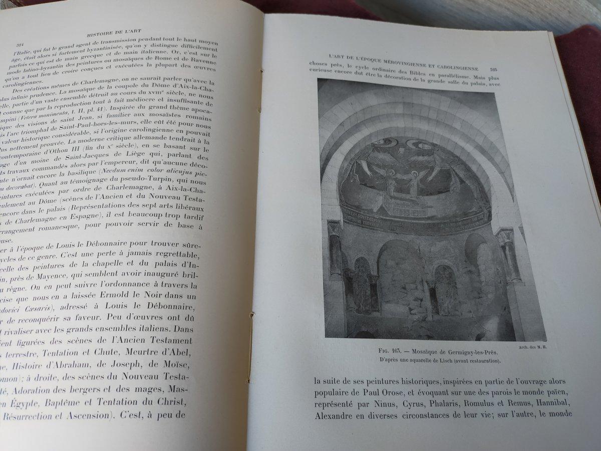 16 Volumes Histoire De l'Art André Michel -photo-1