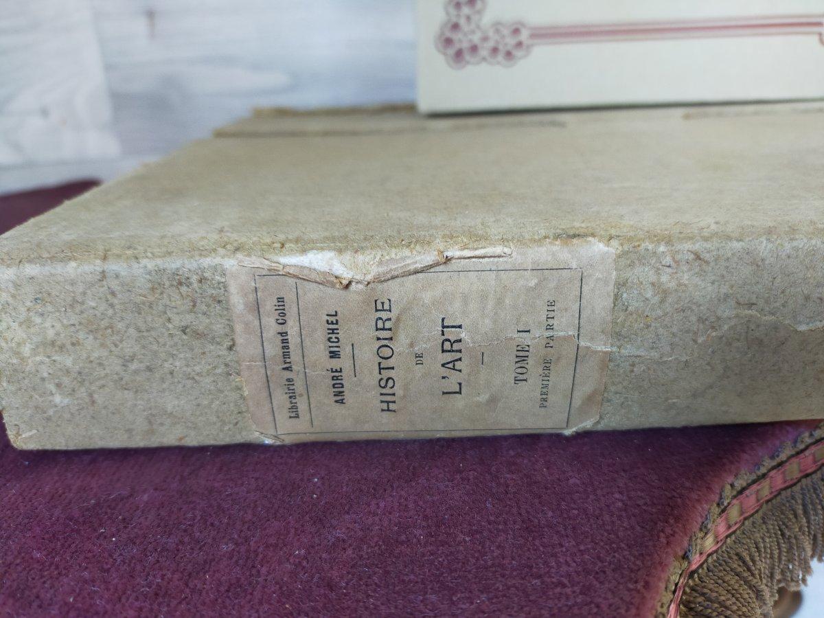 16 Volumes Histoire De l'Art André Michel -photo-7