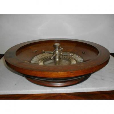Roulette De Comptoir XIXème