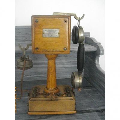 Ancien Téléphone La Séquanaise