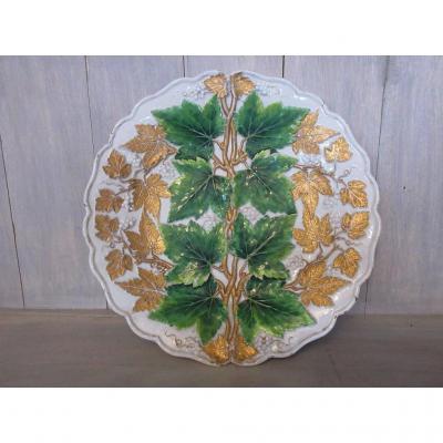 Porcelain Plate From Meissen