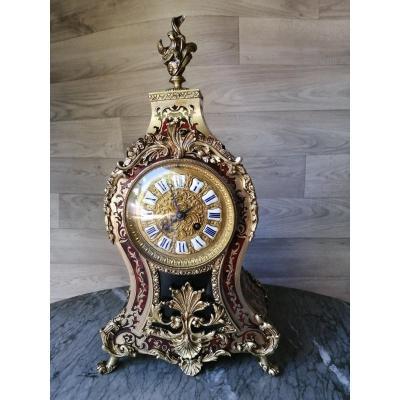 Cartel Pendulum In Boulle Marquetry