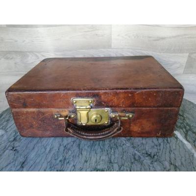 Old Louis Vuitton Travel Trunk