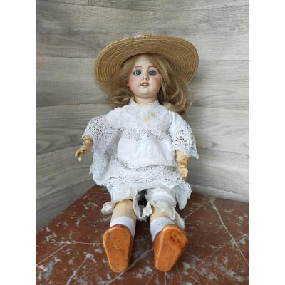 Sfbj 60 Paris Doll Size 3