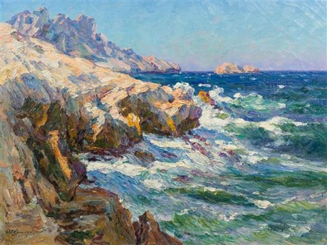 Adolphe Louis Gaussen (1871 - 1954)
