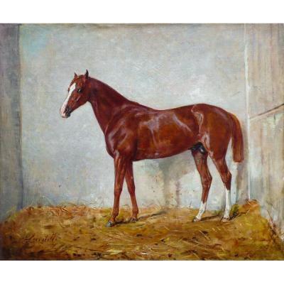 Jean-edouard Lacretelle (french, 1817 - 1900)
