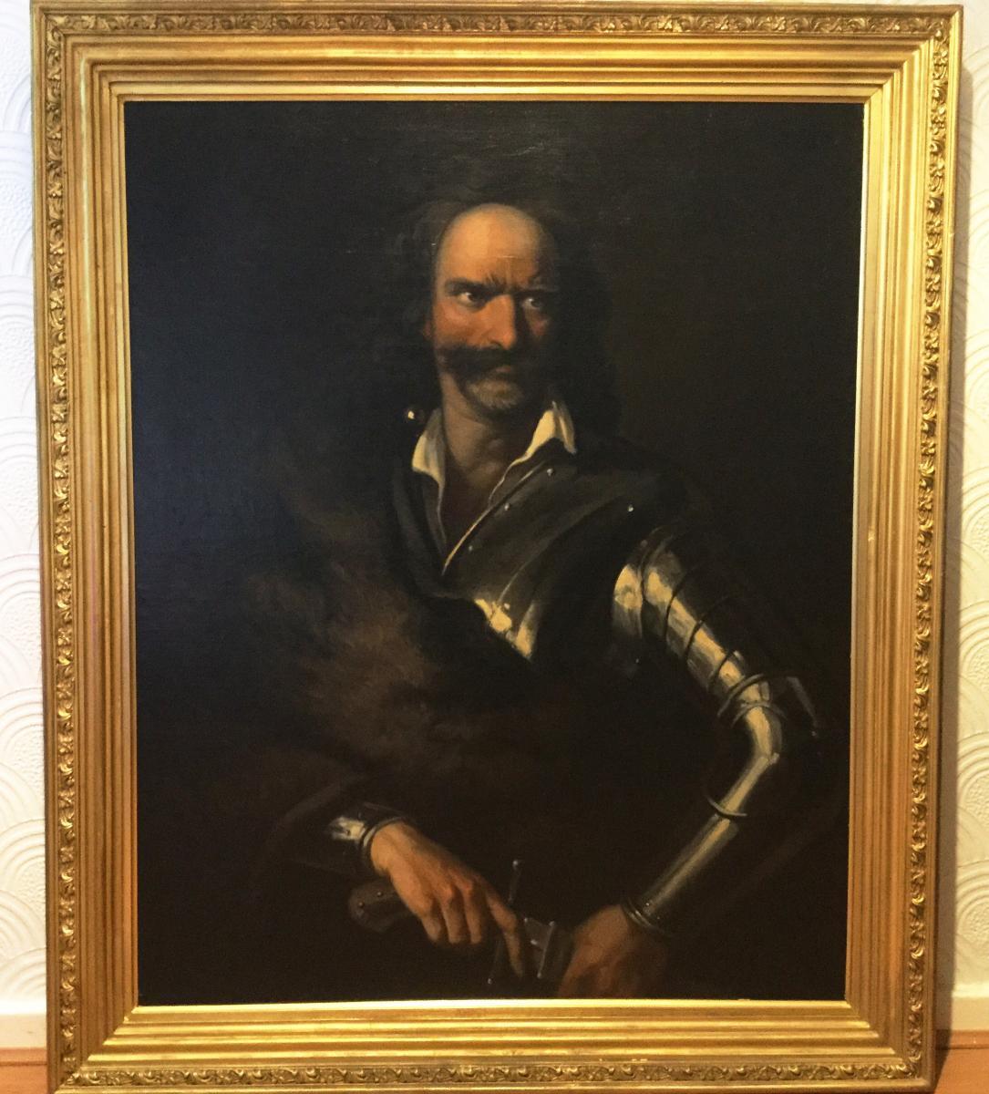 portrait l 39 huile du prince francis rakoczi i de transylvanie tableaux portraits. Black Bedroom Furniture Sets. Home Design Ideas