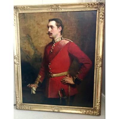 Lt.Dalison Scots Guard Par W.Carter (Frère Howard A Découvert Toutankhamon