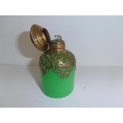 In Opaline Bottle