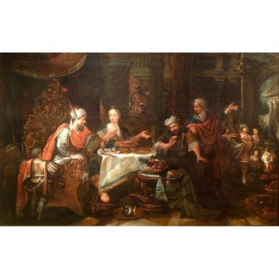 Le Repas d'Esther