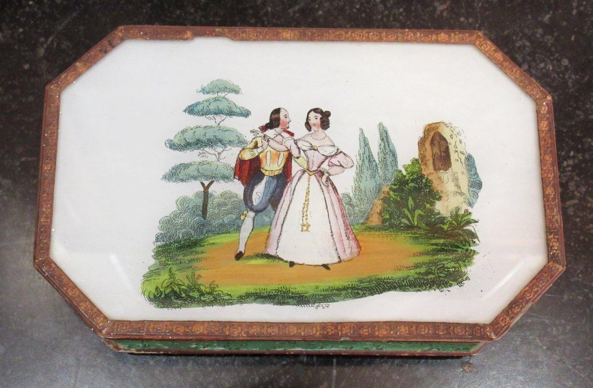 Box Of Treats - Romantic Period