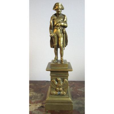 Gilt Bronze Emperor Napoleon I