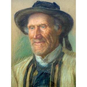 Portrait De Breton